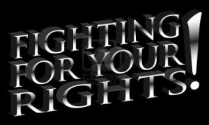 8615147-an-image-of-a-fighting-for-your-rights-message