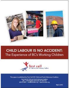 Child Labour is No Accident Image