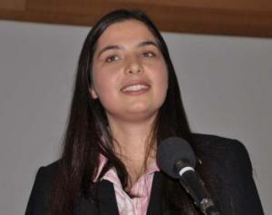 Iglika Ivanova - Canadian Centre for Policy Alternatives. Photo - CUPE BC