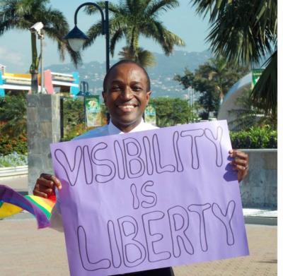 Maurice Tomlinson - Jamaica