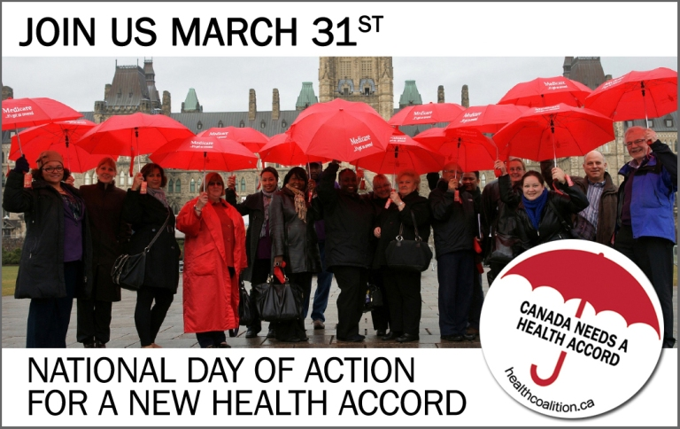 Day of Action Health