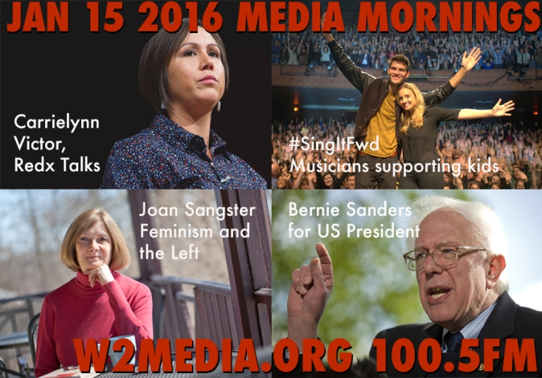 Jan 15 2016 Media Mornings