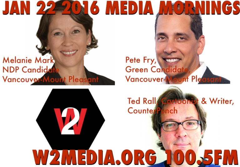 Jan 22 2016 Media Mornings