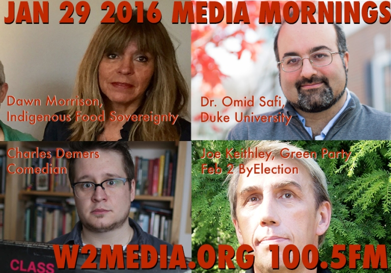 Jan 29 2016 Media Mornings