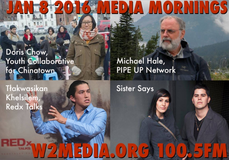 Jan 8 2016 Media Mornings