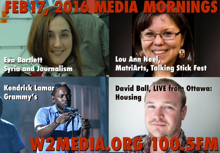 Feb 17 2016 Media Mornings