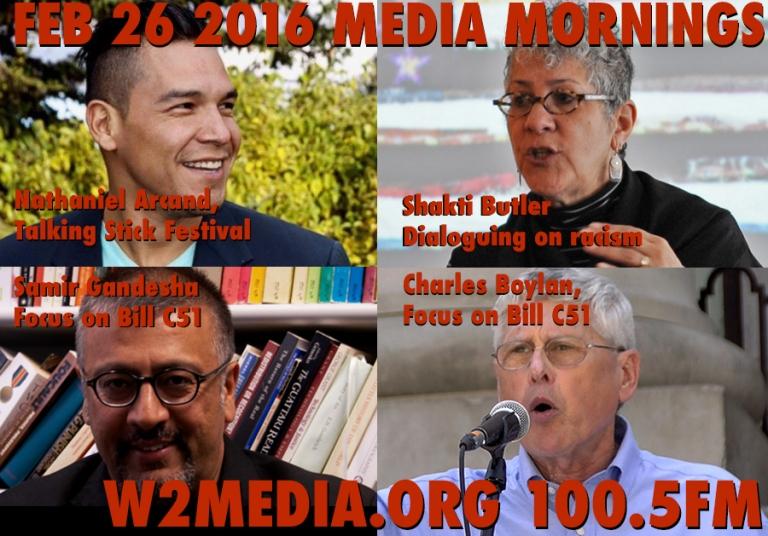 Feb 26 2016 Media Mornings