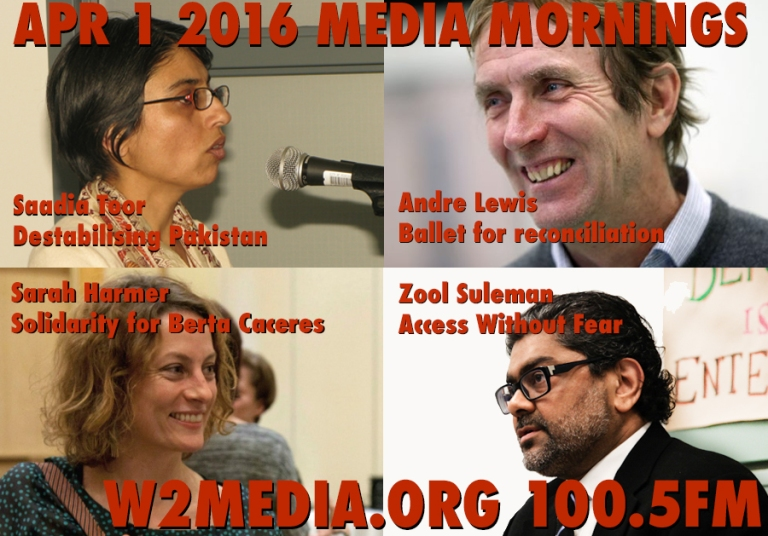 April 1 2016 Media Mornings