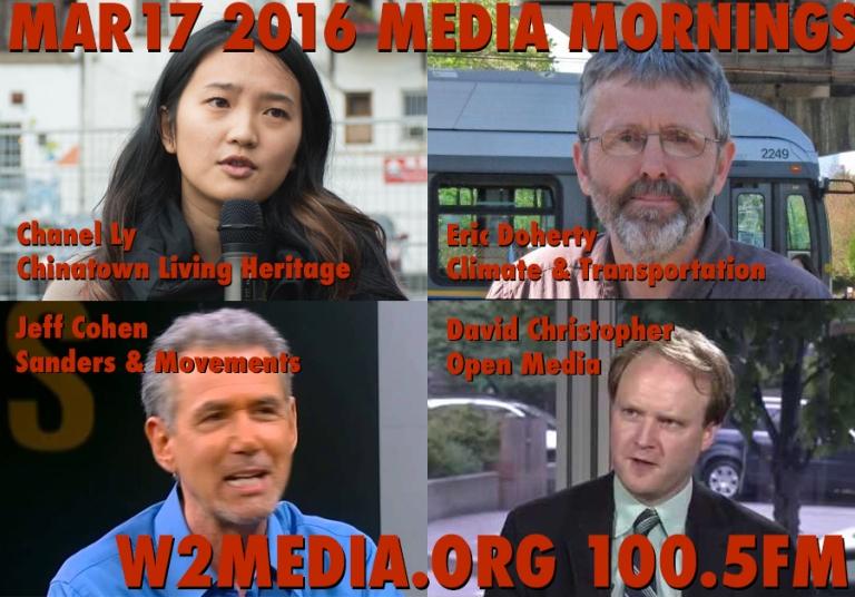 Mar 17 2016 Media Mornings