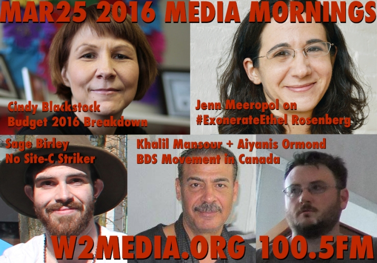 Mar 25 2016 Media Mornings x