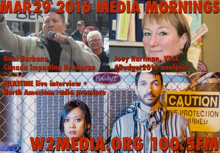 Mar 29 2016 Media Mornings