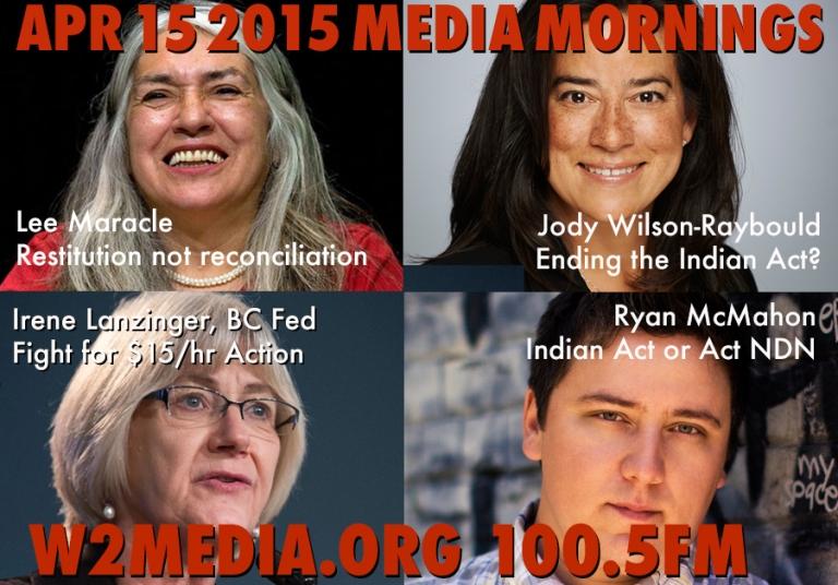 Apr 15 2016 Media Mornings