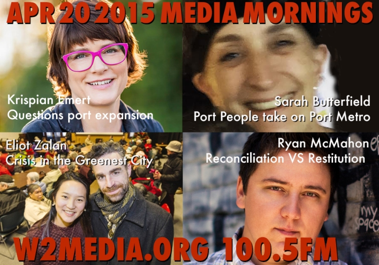 Apr 20 2016 Media Mornings