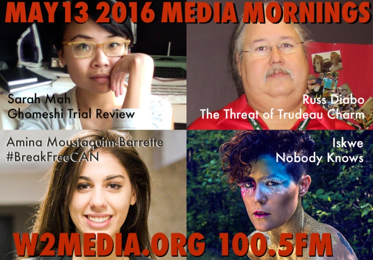 May 13 2016 Media Mornings