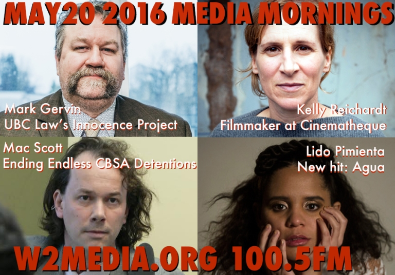 May 20 2016 Media Mornings