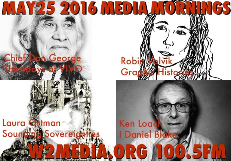 May 25 2016 Media Mornings