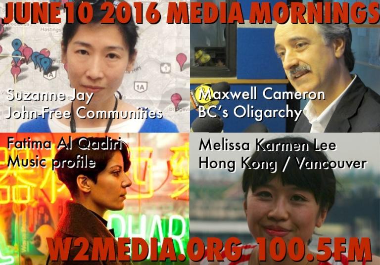 June 10 2016 Media Mornings