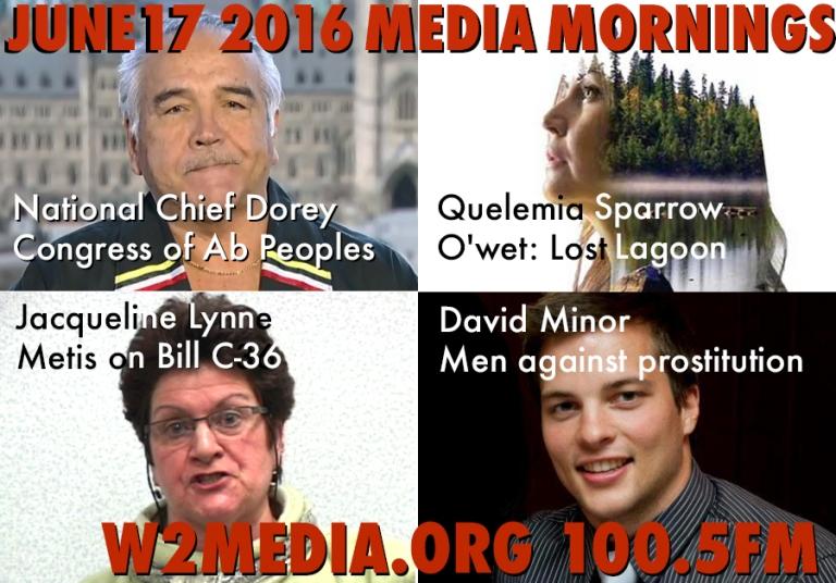 June 17 2016 Media Mornings