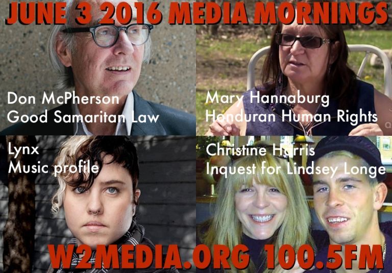 June 3 2016 Media Mornings