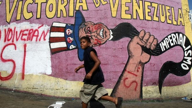 Venezuela-Revolution